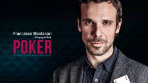 """""""Poker"""", di Patrick Marber, con Francesco Montanari, dal 7 al 9 dicembre 2018 al Teatro Sannazaro di Napoli"""