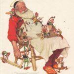 """""""Christmas Show"""" con canzoni natalizie e le illustrazioni americane di Norman Rockwell, il 5 dicembre 2018 presso la Chiesa Luterana di Napoli"""