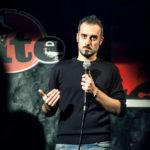 """Daniele Fabbri in """"Fascisti su Tinder"""", il 27 gennaio 2019 al Teatro Nuovo di Napoli"""