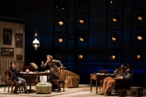 """""""Il gabbiano"""", di Anton Čechov, dal 22 al 27 gennaio 2019 al Teatro Mercadante di Napoli"""
