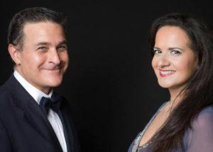 """Olga De Maio e Luca Lupoli in """"Opera Pop Concert"""", il 2 febbraio 2019 al Common Ground di Napoli"""
