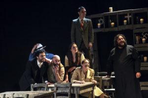 """""""AdEst – La trilogia della guerra"""", di Massimiliano Rossi, dal 24 gennaio al 10 febbraio 2019 al Teatro La Giostra di Napoli"""