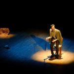 """""""Omu Cani"""", di e con Davide Dolores, dall'11 al 13 gennaio 2019 al Teatro La Giostra di Napoli"""