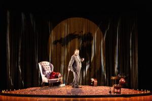 """Giuseppe Battiston in """"Winston vs Churchill"""", dal 31 gennaio al 3 febbraio2019 al Teatro Nuovo di Napoli"""