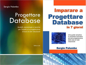 Due libri per imparare ad analizzare e progettare database relazionali