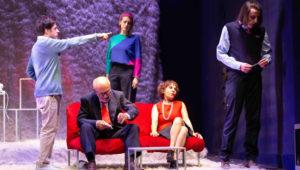 """""""Buon anno, ragazzi"""", di Francesco Brandi, dal 20 al 24 febbraio 2019 al Teatro Nuovo di Napoli"""