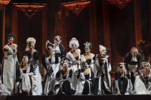 """""""Un ballo in maschera"""", di Giuseppe Verdi, dal 22 al 28 febbraio 2019 al Teatro San Carlo di Napoli"""