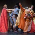 """Recensione dello spettacolo """"Enrico IV"""", per la regia di Carlo Cecchi, al Teatro Mercadante di Napoli"""