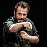 """Giorgio Montanini in """"Quando stavo da nessuna parte"""", il 10 febbraio 2019 al Teatro Nuovo di Napoli"""