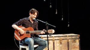 """Al Nostos Teatro il primo appuntamento musicale di """"Approdi 2018/19"""" con Giovanni Block in concerto, il 24 febbraio 2019"""