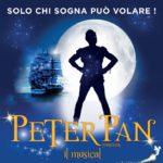 """Il tour italiano di """"Peter Pan forever – Il Musical"""" fa tappa al Teatro Augusteo di Napoli, dall'8 al 18 febbraio 2019"""