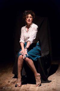 """""""La quinta ora"""", con Adele Pandolfi, dal 15 al 17 febbraio 2019 al Nuovo Teatro Sancarluccio di Napoli"""