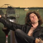 "Al Teatro Tram di Napoli Bruno Barone propone il mito di Jim Morrison con ""Brak on through"", dal 29 al 31 marzo 2019"