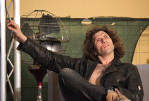 """Al Teatro Tram di Napoli Bruno Barone propone il mito di Jim Morrison con """"Brak on through"""", dal 29 al 31 marzo 2019"""