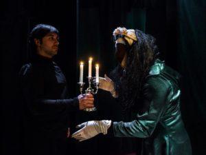 """""""Passo oscuro"""", secondo spettacolo della rassegna """"Stabile Danza 2019"""", l'11 marzo 2019 al Teatro Mercadante di Napoli"""