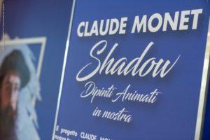 """""""Claude Monet Shadow"""", mostra interattiva, dal 9 marzo al 7 aprile 2019 al Centro Commerciale Campania"""
