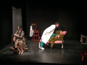 """""""Usciti pazzi"""",  di Antonio Scavone, il 23 ed il 24 marzo 2019 al Teatro Area Nord di Napoli"""