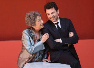 """""""Giacomino e mammà"""", con Isa Danieli ed Enrico Ianniello, dal 12 al 14 aprile 2019 al Teatro Sannazaro di Napoli"""