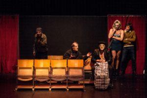 """Danio Manfredini in """"Luciano"""", il 27 aprile 2019 al Teatro Politeama di Napoli"""