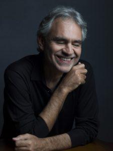 Andrea Bocelli torna al Teatro San Carlo di Napoli, il 20 ed il 22 maggio 2019