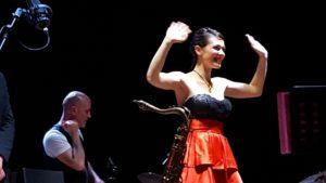 Recensione del concerto di Simona Molinari al Teatro Augusteo di Napoli