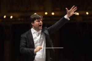Juraj Valčuha e l'Orchestra del Teatro di San Carlo inaugurano la 67esima edizione del Ravello Festival nel segno di Wagner, il 30 giugno 2019