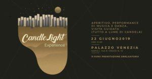 Candlelight Experience: il 22 giugno 2019 Palazzo Venezia si avvolge di una suggestiva atmosfera a lume di candela