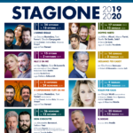 Presentata la Stagione 2019-2020 del Teatro Golden di Roma