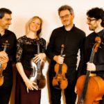 """Maggio della Musica, un Beethoven giovanile e maturo con il """"Leone d'Argento"""" Quartetto Prometeo, il 6 giugno 2019 a Villa Pignatelli"""