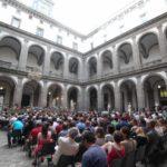 """Spettacolo concerto """"Un Tango para Maria"""", il 27 luglio 2019 presso il Cortile delle Statue della """"Federico II"""""""
