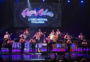 Recensione del concerto di Renzo Arbore e l'Orchestra Italiana all'Arena Flegrea di Napoli