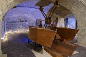 """Dal 1° settembre 2019 la mostra """"Leonardo da Vinci il Genio del Rione Sanità"""" torna nella Cripta del Complesso Monumentale Vincenziano"""