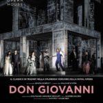 Il Don Giovanni di Mozart in diretta via satellite dal Covent Garden di Londra, l'8 Ottobre 2019 nei cinema di tutto il mondo