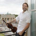 """David Garret, """"il violinista del diavolo"""", il 17 settembre 2019 all'Aperia della Reggia di Caserta per la rassegna """"Un'Estate da Re"""""""