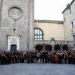 Weekend musicale cilentano per l'Orchestra Scarlatti Junior di Napoli , il 7 e l'8 settembre 2019 a Lentiscosa e a Camerota