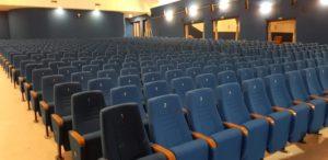 """Apertura al pubblico della nuova sala del Cinema Plaza in occasione della proiezione del corto """"Ninì"""", il 16 settembre 2019"""