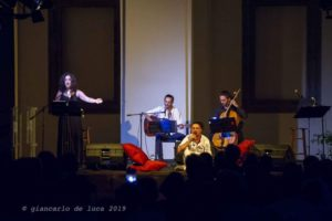 """""""Bocca di rosa"""": concerto-spettacolo dedicato a Fabrizio De André, il 4 ed il 5 ottobre 2019 al Teatro Tram di Napoli"""