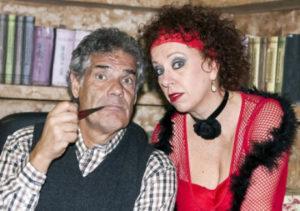 """""""Gente di facili costumi"""", di Nino Manfredi e Nino Marino, dal 15 al 27 ottobre 2019 al Teatro Roma"""