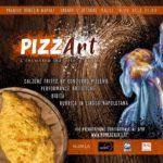 Primo appuntamento di PizzArt, tra gusto, storia e arte, il 12 ottobre 2019 a Palazzo Venezia Napoli