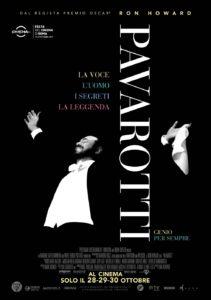 """""""Pavarotti"""", di Ron Howard, al cinema solo il 28, il 29 ed il 30 ottobre 2019"""