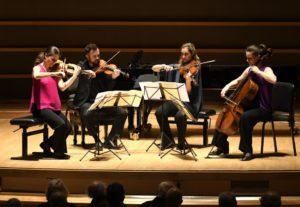 Elias Quartet, gli specialisti di Beethoven al Maggio della Musica, il 31 ottobre 2019 presso la Chiesa dell'Ascensione a Chiaia