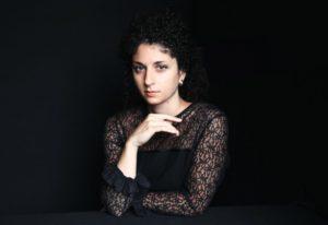 Ida Pelliccioli con un recital dedicato a Rameau, Albéniz e Debussy, il 27 ottobre 2019 a Villa Pignatelli