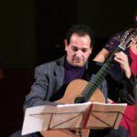 Arie e canzoni napoletane dal '700 al '900 con il minimoEnsemble di Daniela Del Monaco e Antonio Grande, il 3 ottobre 2019 nella veranda neoclassica di Villa Pignatelli