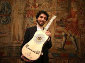 """Ai """"Concerti di Autunno"""" il primo barocco italiano con gli strumenti antichi del trio Effimere Corde, il 23 ottobre 2019 presso la Chiesa Luterana di Napoli"""