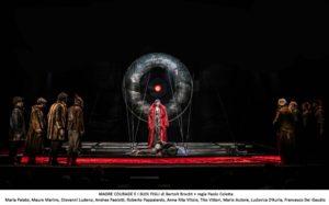 """""""Madre Courage e i suoi figli"""", di Bertolt Brecht, dal 19 al 24 novembre 2019 al Teatro Bellini di Napoli"""