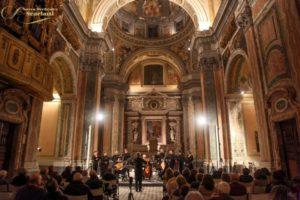 Prima esecuzione moderna di una Messa barocca napoletana per l'Autunno musicale della Nuova Orchestra Scarlatti, il 22 novembre 2019 presso la Chiesa dei SS. Marcellino e Festo