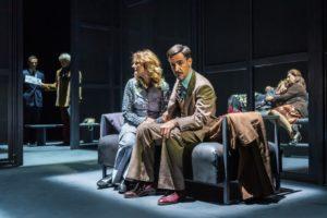 """Elena Radonicich e Peppino Mazzotta in """"L'onore perduto di Katharina Blum"""", dal 12 al 17 novembre 2019 al Teatro Mercadante di Napoli"""