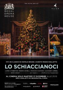 Arriva al cinema lo Schiacchianoci del Royal Ballet di Londra, il 17 dicembre 2019