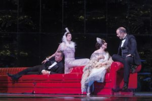 "Recensione del musical ""Lady, be good!"", di George e Ira Gershwin, al Teatro San Carlo di Napoli"