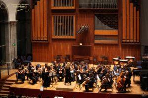 """""""Dedicato a Felix"""", programma dedicato a Felix Mendelssohn per l'Autunno Musicale 2019 della Nuova Orchestra Scarlatti, il 16 novembre 2019"""